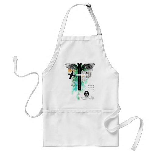 classicalmusic adult apron