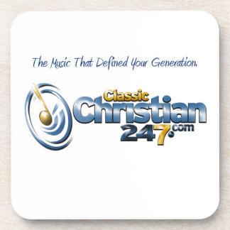 ClassicChristian247.com Coaster Set