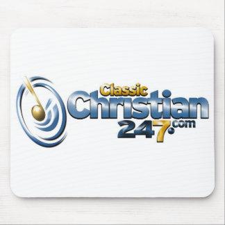 ClassicChristian247.com Mouse Pad