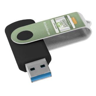 ClassicGlue Swivel USB 3.0 Flash Drive