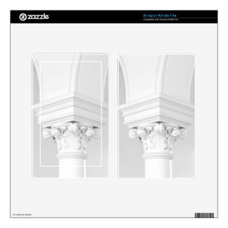 Classicism Kindle Fire Decal