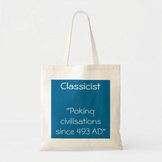 Classicist bag