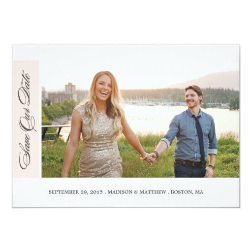 Classicly Chic Save the Date...