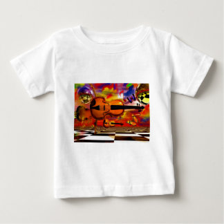 Classics in the air by Lenny Baby T-Shirt