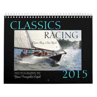 Classics Racing 2015 Calendar