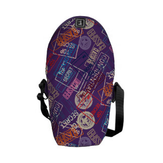 Classified and Fashionable Shoulder Bag Design Courier Bag