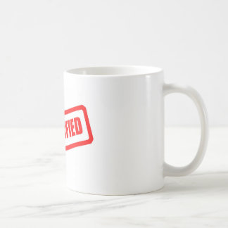 Classified Coffee Mug