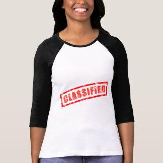 Classified Tee Shirt