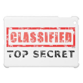 Classified Top Secret iPad Mini Covers