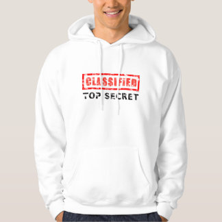 Classified Top Secret Pullover
