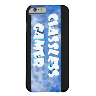Classless Gamer Banner Hard Case