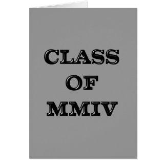 Classof2004 Felicitaciones