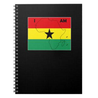 "ClassofHC ""soy cuaderno de África"" Ghana"