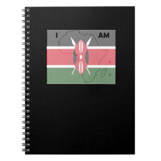 """ClassofHC """"soy cuaderno de África"""" Kenia"""