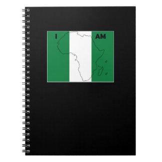 "ClassofHC ""soy cuaderno de África"" Nigeria"