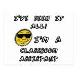 Classroom Assistant Postcards