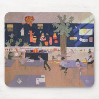 Classroom Derby 1985 Mouse Pad