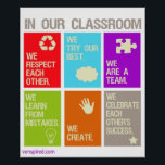 "Classroom Norms Poster<br><div class=""desc"">In Our Classroom</div>"