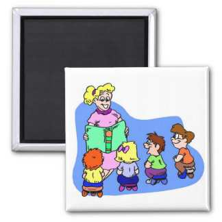 Classroom Storytime Refrigerator Magnets