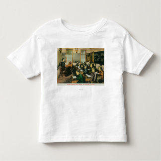 Classroom View of a Chinese Primary Public T-shirt