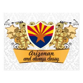 Classy Arizonan Post Cards