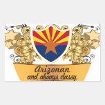 Classy Arizonan Stickers