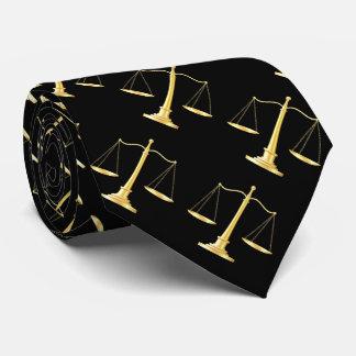 Classy Attorney Theme Executive Tie