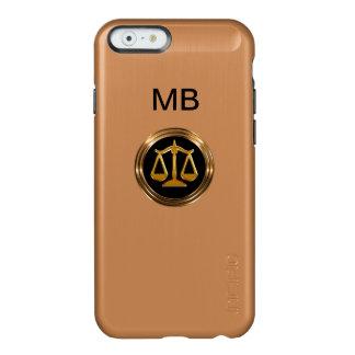 Classy Attorney Theme Incipio Feather Shine iPhone 6 Case