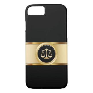 Classy Attorney Theme iPhone 8/7 Case