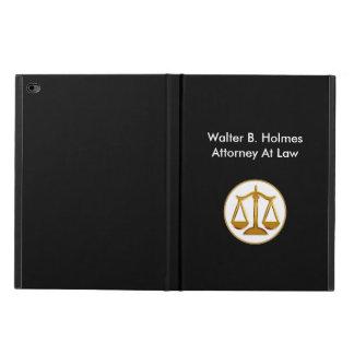 Classy Attorney Theme Powis iPad Air 2 Case