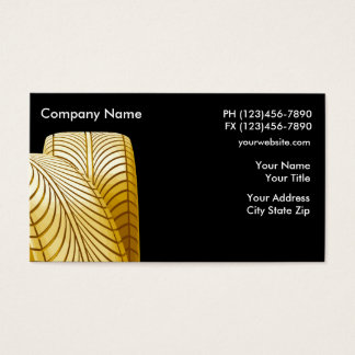 Classy Automotive Business Cards