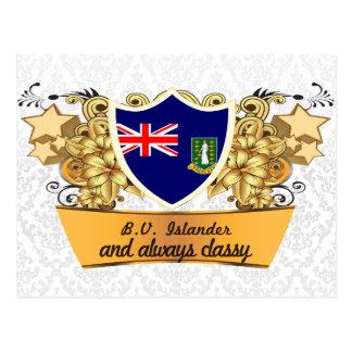 Classy B.V. Islander Postcards