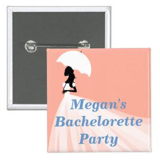 Classy Bachelorette Party Buttons