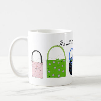 Classy Bags - Fashion Handbags Coffee Mug