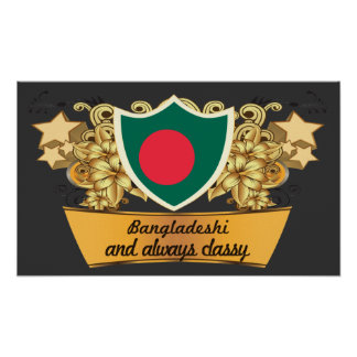 Classy Bangladeshi Poster