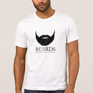 Classy Beard T Shirt