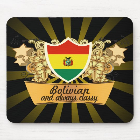 Classy Bolivian Mouse Pad