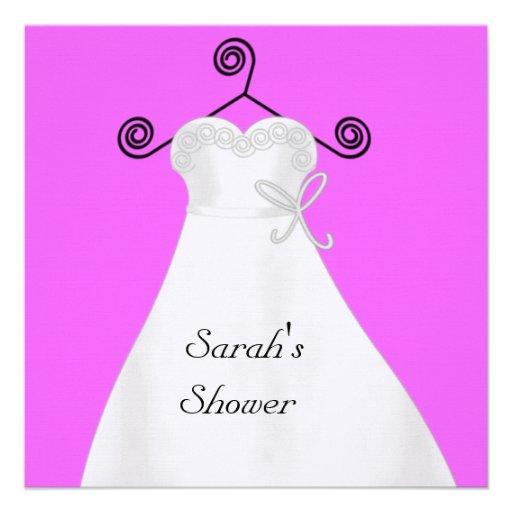 Classy Bridal Shower Invitation