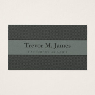 CLASSY BUSINESS CARD :: stately 7L