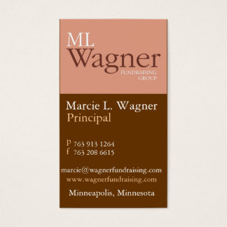 Classy Business Design Business Card