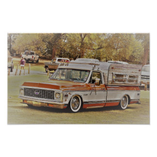 Classy C10 in the Park Poster
