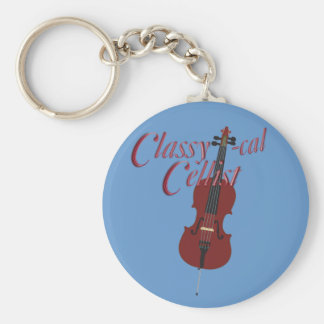 Classy-cal Musician Lights Keychain