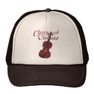 Classy-cal Violinist Trucker Hat
