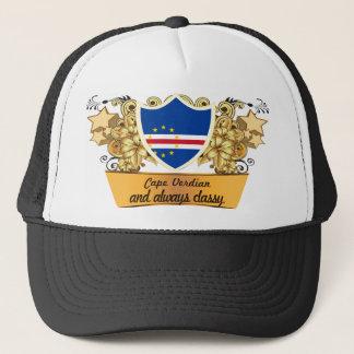Classy Cape Verdian Trucker Hat