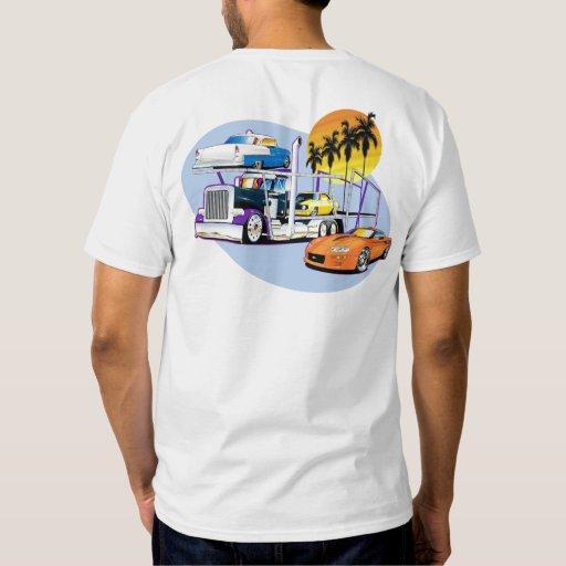 Classy Car Hauler T Shirt