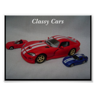 Classy Cars poster
