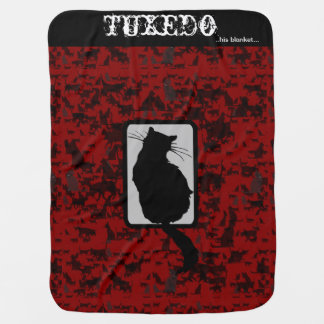 Classy Cat Blanket for Cat to Claw Swaddle Blankets