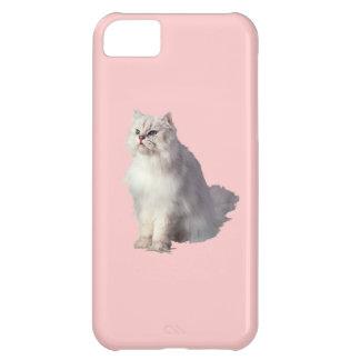 Classy Cat iPhone 5C Cover
