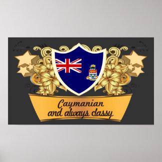 Classy Caymanian Print