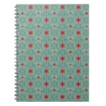 Classy Christmas Notepad Spiral Notebooks